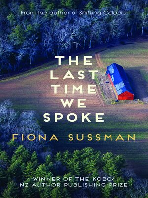 Sussman the-last-time-we-spoke