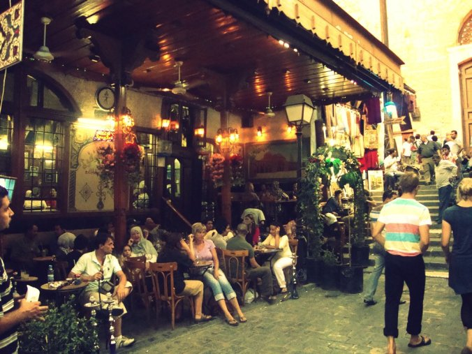 Damascus Coffee
